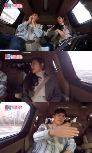 '동상이몽2' 추자현, 우효광과 보육원 봉사