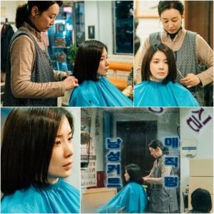 '마더' 이보영, 친모 남기애의 따뜻한 손길에 '울컥'