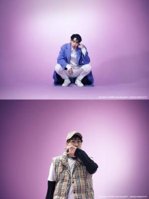 슬리피, 데뷔 10년 만에 첫 미니앨범 'IDENTITY'...3월 2일 공개