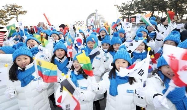 2018 평창 동계올림픽 성화, 평창서 101일간의 여정 마무리