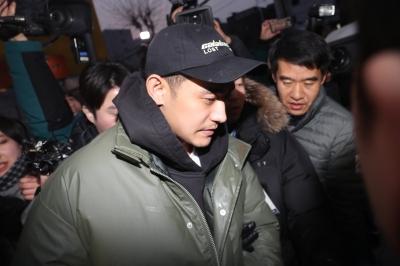 '마약 투약' 정석원, 경찰 조사 끝에 석방…성북유치장 수감