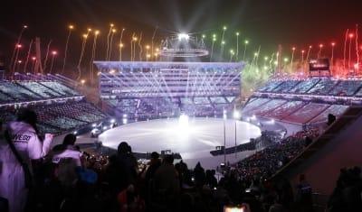 평창동계올림픽 개막식…3000여명이 꾸미는 성대한 공연