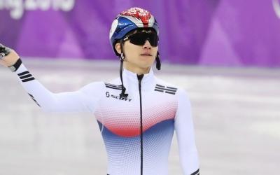 서이라, 남자 쇼트트랙 1000m에서 동메달…임효준은 4위