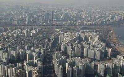 서울-지방 아파트값 격차 2년 새 최대… '초양극화 심화'