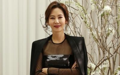 '미스티' 김남주, '연예계 미투' 질문 피하지 않고 사이다 발언