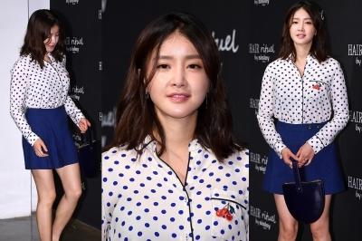 이시영, 출산 2달 만에 완벽 몸매로 '복귀'