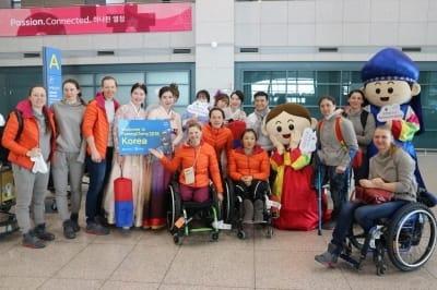 한국관광공사, 패럴림픽에서도 '한국의 친절과 미소' 알린다