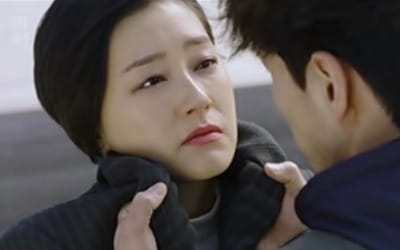 '리턴' 박진희, 이진욱에 체포당해…복수 이대로 종지부?