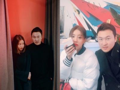 '김승현과 결혼' 한정원은 누구? '야관문-욕망의 꽃' 출연 후 연기 중단