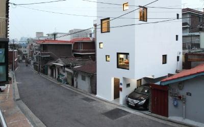 26번째 협소주택 자리잡는 후암동, 판에 박힌 집 거부하는 신세대 몰려