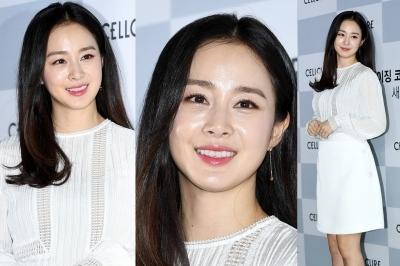 김태희, 출산 후 미모+몸매 유지한 비결은?
