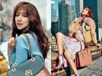 박신혜, 뉴욕 화보 공개…글로벌 패셔니스타의 위엄