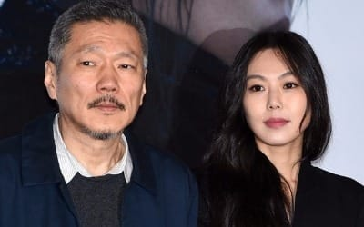 홍상수♥김민희, 결별 아냐…영화제도 분식집도 함께 '목격담'