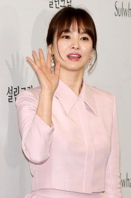 송혜교, '변함없이 아름다운 미모'