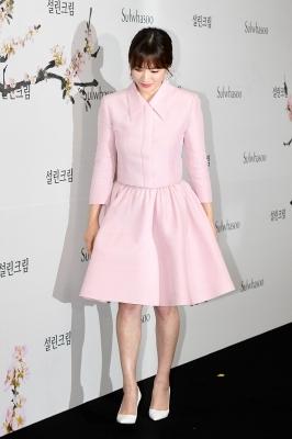 송혜교, '단아한 한국의 美'
