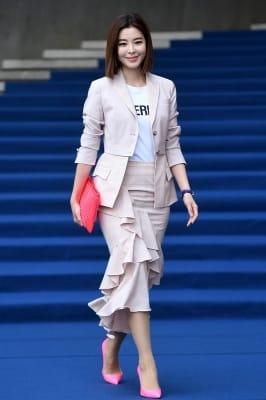 김규리, '우아한 발걸음'