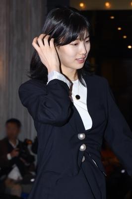 수지, '국민 첫사랑 비주얼~'