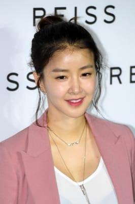 이시영, '출산후에도 완벽한 미모'