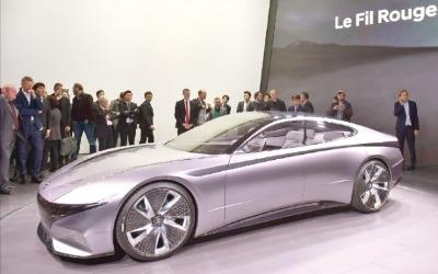 현대차 '콘셉트카' 제네바 모터쇼서 공개