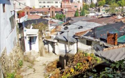 '서울의 마지막 달동네' 백사마을, 2600가구 주택단지로 변신한다