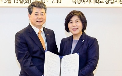 SK·숙명여대 '사회혁신가 양성' 업무협약 맺어