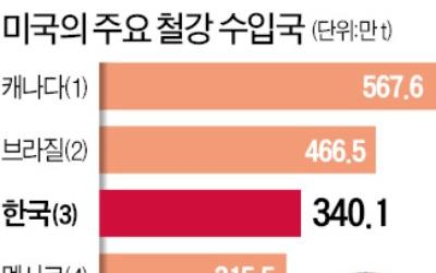 철강관세·디지털세… 동맹·적 경계 사라진 '프레너미 시대'
