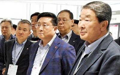"""구본준 LG그룹 부회장 """"R&D인재, 제대로 보상받게 하겠다"""""""