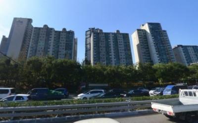 한강뷰에 녹지공원 …동작구 본동 '유원강변'