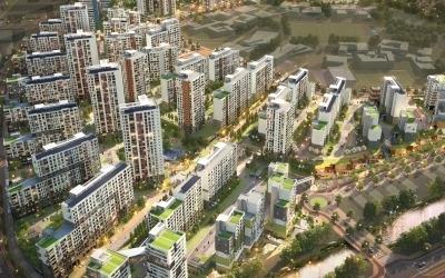 현대건설 컨소시엄, 세종시 6-4 생활권에 3100가구 대단지 공급