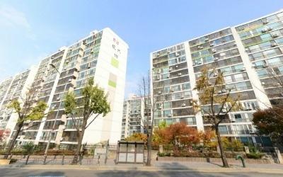 한강 보이는 9호선 역세권 흑석동 '한강현대'