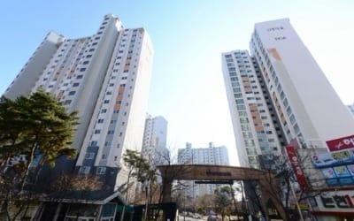 초품아·숲세권… 인천 '단풍마을휴먼시아'