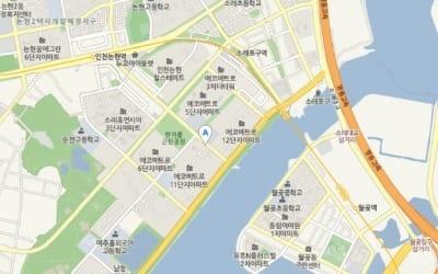 강 조망권… 인천 논현동 '에코메트로11단지'
