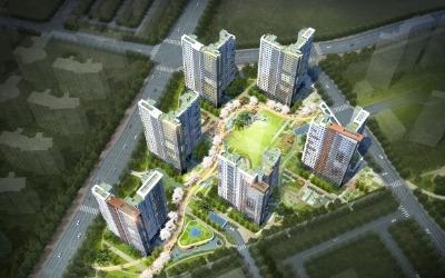 호반건설 하남서 1000가구 아파트 공사 수주