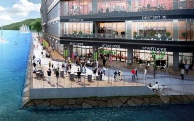 한화건설 '여수 웅천 디 아일랜드 스퀘어' 4월 분양… 여수 최대 상업시설