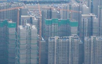 2월 민간아파트 분양가 3.3㎡당 1041만원… 전월비 0.52% 증가