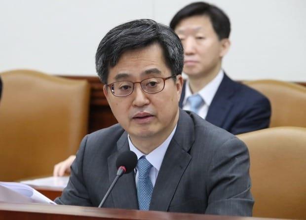 """김동연 """"재정특위 이르면 이번주 출범…위원장 후보 있다"""""""