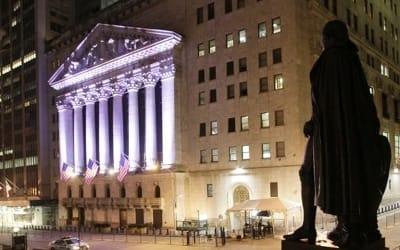 'G2 무역전쟁' 우려에 뉴욕증시 2%대 급락