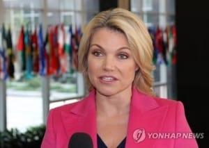 """미 국무부 """"중국, 한반도 비핵화가 이익이라는 것 인식"""""""