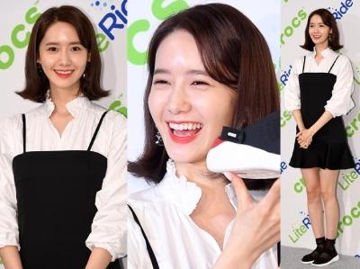 '여신이라 불릴만 해'…윤아, 걸그룹 최강 미모