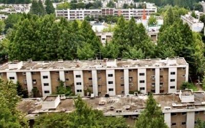 양도세 중과 시행에 얼어붙는 수도권 아파트 시장