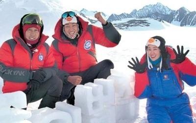 이번엔 남극… '정글의 법칙', 끝없는 도전