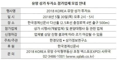 [한경부동산] 2018 유망 '상가분양' 장터 열린다…참가업체 모집