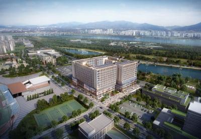 한화건설, 893실 복층형 '미사강변 오벨리스크' 분양