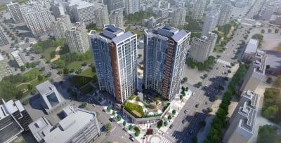 새 아파트 대접 '제대로' 받는 영등포…양평동 첫발 '영등포 중흥S클래스'