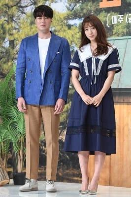 소지섭-박신혜, '고립된 생활 기대하세요~'