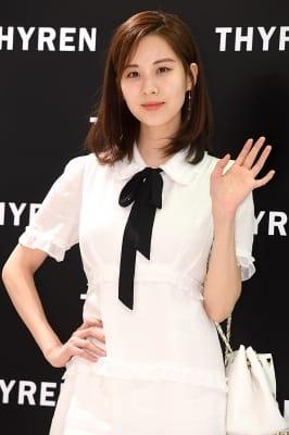서현, '봄꽃처럼 활짝 핀 꽃미모~'