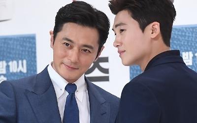 장동건X박형식, 19살 차이를 뛰어 넘는 '슈츠' 두 배우의 캐미