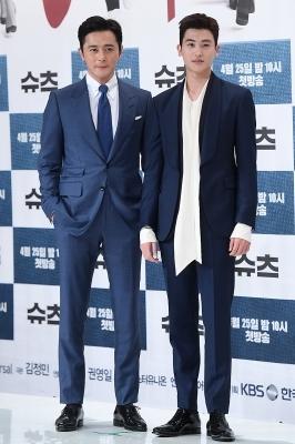 장동건-박형식, '등장만으로 기대되는 두 남자'