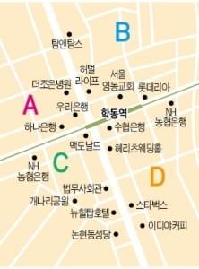 학동역 사거리 상권 중소형 빌딩 실거래 사례 분석