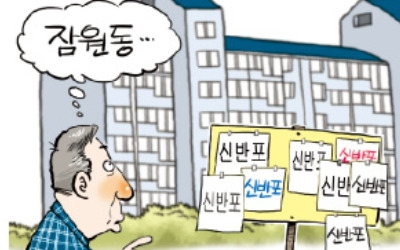 잠원동 아파트, 단지명에 '신반포' 붙이는 이유